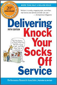 Delivering Knock Your Socks Off ServiceBy Performance Research Associates