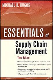 Essentials of Supply Chain Management, 2nd Edition [Paperback] by Michael H. Hugos
